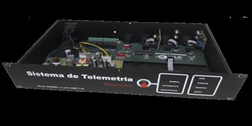 Sistema de Telemetria Tv Cultura